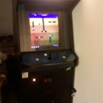 The arcade cabinet as I originally obtained it