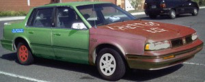 The Ghetto Elf's 1987 Cutlass Ciera